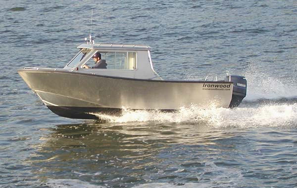 Aluminum boat building plans find house plans for Build fishing boat